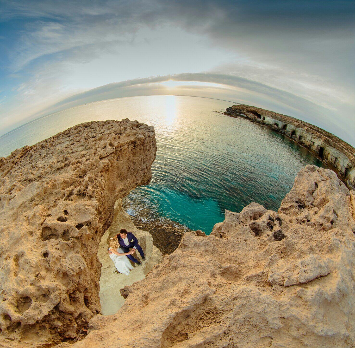 Организация свадьбы на Кипре нашими специалистами — фото!