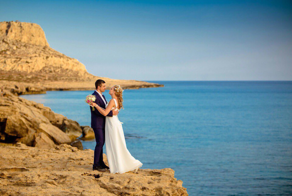цены и организация свадьба на Кипре на фото